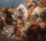 10 фактов о временах боевых коней